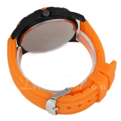 Unique Silicone Unisex Watches (137056057)