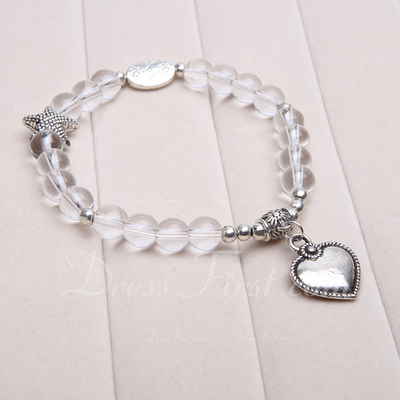 Personalized Crystal Ladies' Bracelets (011054909)