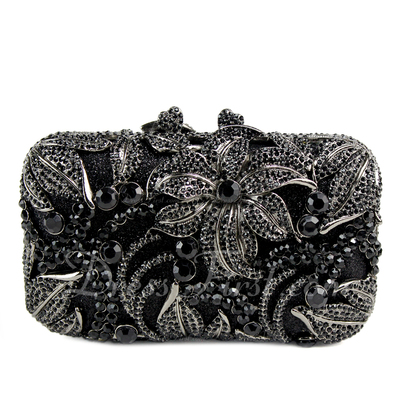 Charming Metal Clutches/Luxury Clutches (012051299)