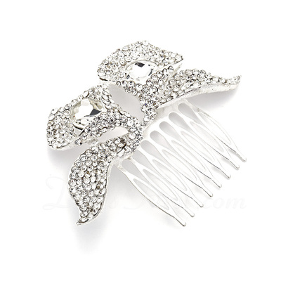 Elegant Alloy Combs & Barrettes (042016807)