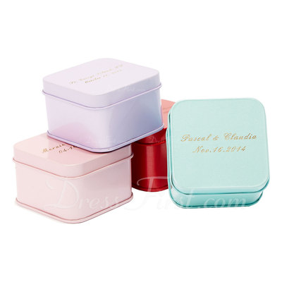 Personalized Tins Favor Tin (Set of 24) (118057189)