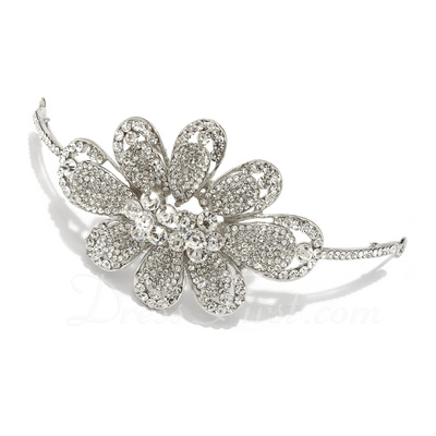 Beautiful Alloy Tiaras (042019217)