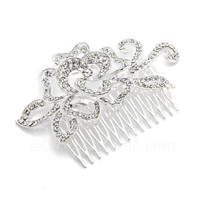 Gorgeous Alloy Combs & Barrettes (042017244)