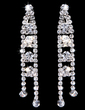 Shining Alloy/Rhinestones Women's Jewelry Sets (011028395)