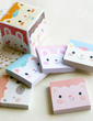 Kitty Designed High quality paper Note Pad (Set of 5) (051017517)