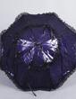 Sophisticated Terylene/Lace Wedding Umbrellas (124037498)