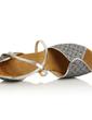 Kadın Suni deri Topuk Sandalet Latin Ile Ayakkabı Askısı Dans Ayakkabıları (053056405)