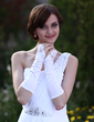 Elastic Satin Elbow Length Party/Fashion Gloves/Bridal Gloves (014003773)