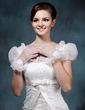 Tulle Wrist Length Party/Fashion Gloves/Bridal Gloves (014020481)