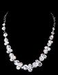 Shining Alloy/Rhinestones Women's Jewelry Sets (011028401)