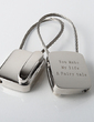 Personalized Telephone Zinc Alloy Keychains (Set of 4) (051028936)