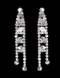 Magnificent Alloy/Crystal Ladies' Jewelry Sets (011028512)