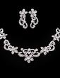 Gorgeous Alloy/Rhinestones Women's Jewelry Sets (011019278)