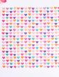 Heart Design Dinner Napkins (Set of 50 ) (122039534)