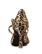 Women's Satin Heels Sandals Latin Dance Shoes (053019960)