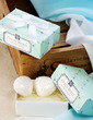 Ocean Breeze Seashell Soaps With Ribbons (Set of 2 pieces) (051008921)