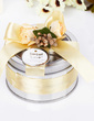 Lovely Cylinder Favor Tin With Ribbons (Set of 6) (050039708)