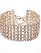 Bangles & Cuffs Alloy With Crystal Women's Bracelets (011033330)