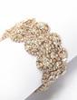 Charming Alloy With Rhinestone Ladies' Bracelets (011033392)