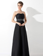 Empire Sweetheart Floor-Length Taffeta Mother of the Bride Dress With Ruffle Beading Sequins (008006092)
