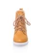 Suni deri Düz Topuk Ayak bileği Boots Ile Bağcıklı ayakkabı (088057285)