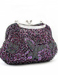 Gorgeous Satin With Beading/Sequin Wristlets/Fashion Handbags (012016140)