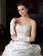 Elastic Satin Elbow Length Party/Fashion Gloves/Bridal Gloves (014036639)
