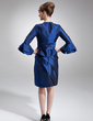 3/4-Length Sleeve Taffeta Special Occasion Wrap (013012458)