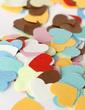 Heart design Paper Little Petals Paper Confetti (Set of 350 pieces) (118030596)