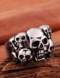 Chic Titanium Steel Unisex Fashion Rings (137055583)