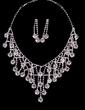 Elegant Alloy/Rhinestones Ladies' Jewelry Sets (011029099)