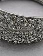 Fashion Alloy With Rhinestone Women's Bracelets (011033333)