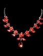 Unique Alloy/Rhinestones Women's Jewelry Sets (011028406)