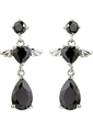 Beautiful Alloy With CZ Cubic Zirconia Ladies' Fashion Earrings (011036711)