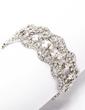 Fashion Alloy With Rhinestone Ladies' Bracelets (011033389)
