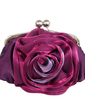 Gorgeous Satin Clutches (012005452)