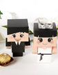 Bride & Groom Favor Boxes (Set of 12) (050005790)