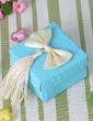 Nice Cuboid Favor Boxes With Bow/Tassels (Set of 12) (050032990)