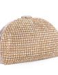 Fashional Fabric With Rhinestone Clutches (012028438)