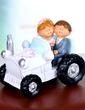 Vehicle Resin Wedding Cake Topper (119037336)