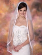 Jednowarstwowe Walc ślubny Welony Z Z Taśmą (006003952)