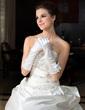 Elastic Satin Elbow Length Party/Fashion Gloves/Bridal Gloves (014036640)