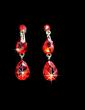 Shining Alloy/Rhinestones Ladies' Jewelry Sets (011028372)