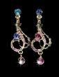Elegant Alloy/Rhinestones Ladies' Jewelry Sets (011028365)