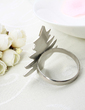 Personalized Tree Design Stainless Steel Napkin Rings (118030948)