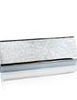 Rhinestone Style Satin Clutches (012013435)