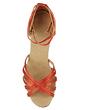 Kadın Satin Sandalet Latin Balo Dans Ayakkabıları (053013191)