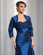 3/4-Length Sleeve Taffeta Special Occasion Wrap (013014894)