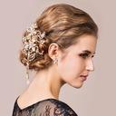 Çekici Taslar/Kristal Bayanlar Saç Takı