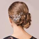 Nydelig Perle/Rhinestones/Crystal Damene ' Håret Smykker